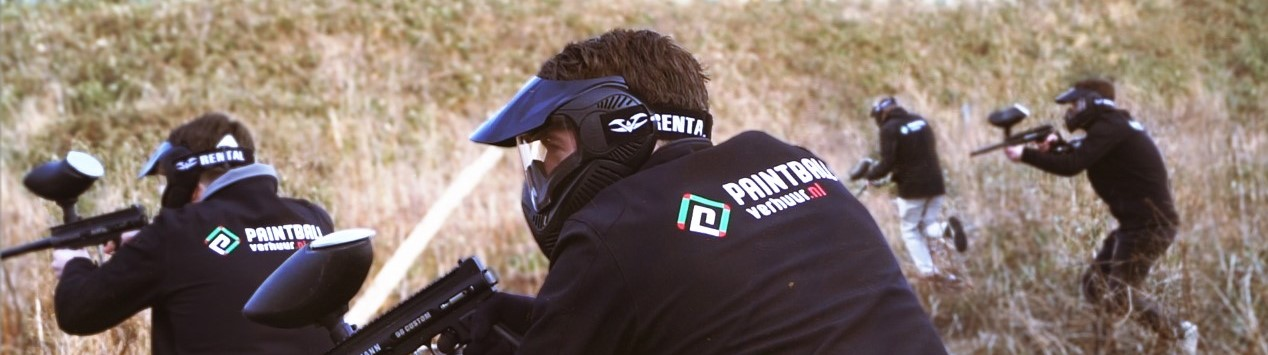 Paintball Verhuur